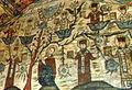 Rumunia, Desesti, wnętrze malowanej cerkwi DSCF7126.jpg