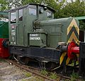 Ruston & Hornsby 48DS built 1955. Ex Army diesel shunter engine now at Rutland Railway Museum - Flickr - mick - Lumix.jpg