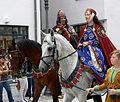 Rutenfest 2010 Festzug Welfen Heinrich der Löwe.jpg