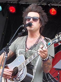 Ryan Cabrera American musician