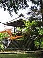Ryutaku-ji (Shinto, Gunma) bell tower.jpg