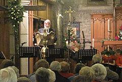 Sèrvice dé Neu Léçons et Cantiques dé Noué Dézembre 2010 b