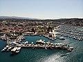 Sığacık Castle, Harbour and Teos Marina 02.jpg