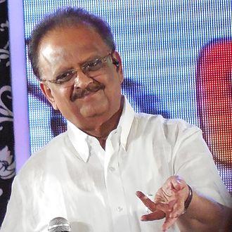 S. P. Balasubrahmanyam - S. P. Balasubrahmanyam in 2013