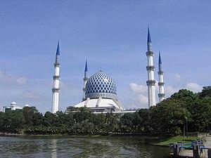 Sunni Islam - Sunni Mosque in Selangor, Malaysia