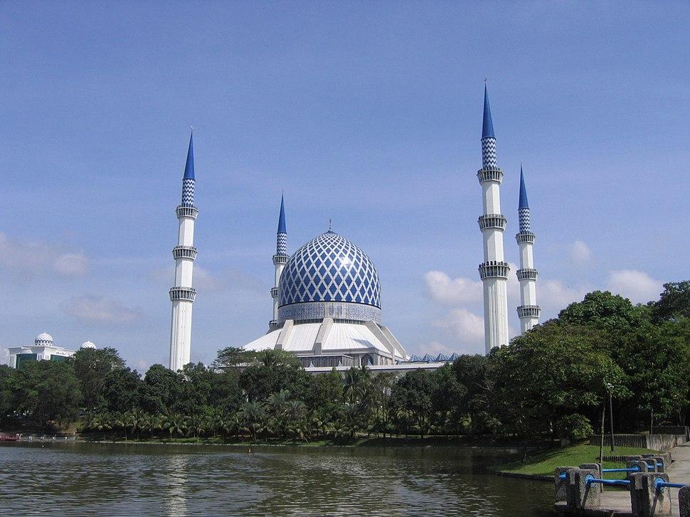 SA Blue Mosque