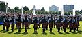 SFU Gr. 1 pipe band at the Worlds (7761682400).jpg