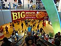 SG Singapore Harbour Front Centre May-2015 DSF Big Juicy Crunchy food shop banner red visitors.jpg