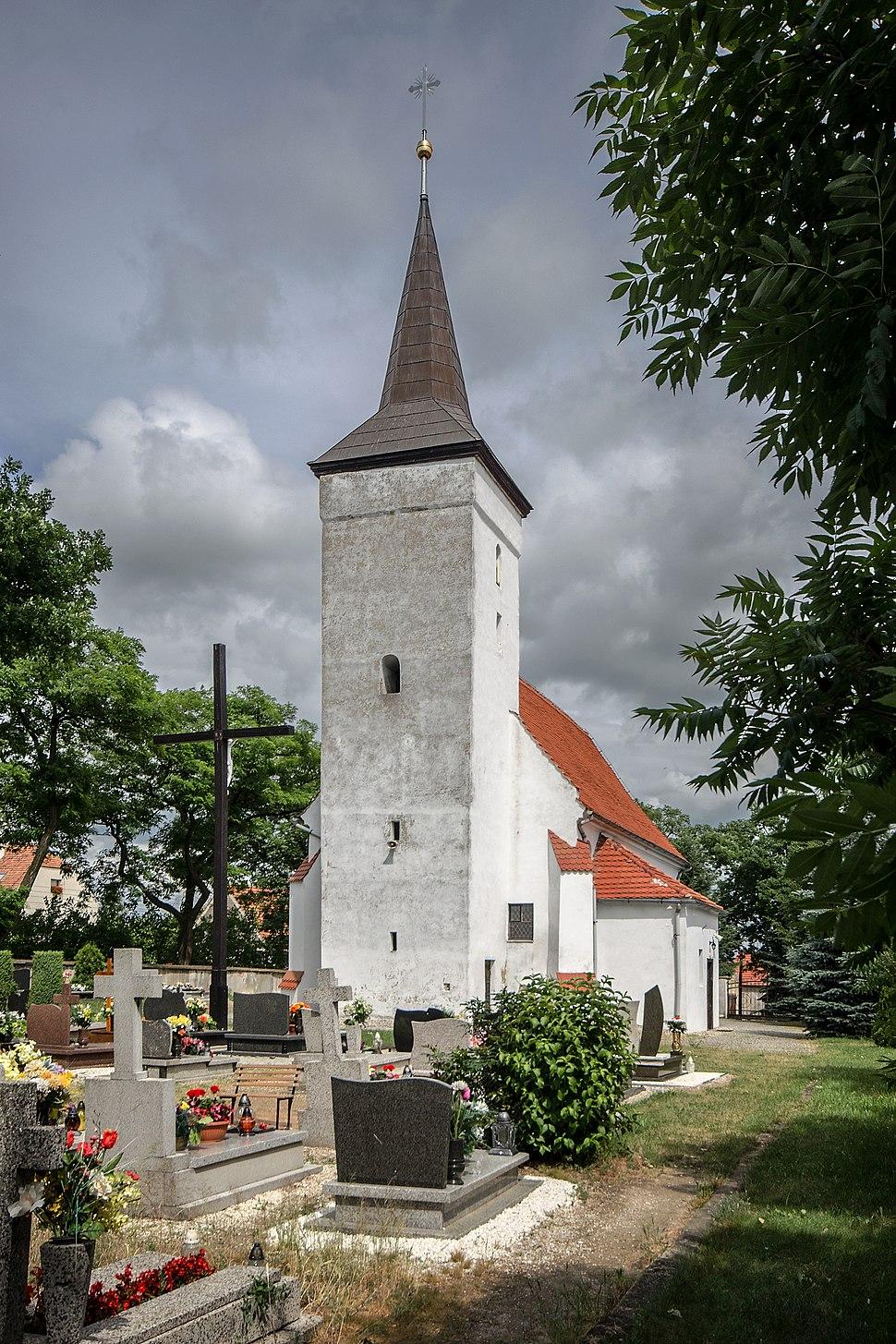 Kościół św. Zofii w Grzybianach