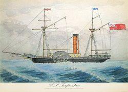 Ss forfarshire c1835
