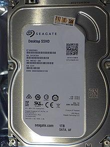 Seagate Desktop Sshd St1000dx001