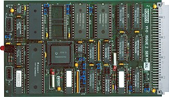 Motorola 68008 - STEbus 68008 processor