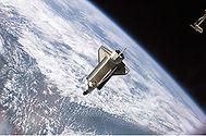 STS115 Atlantis -telakka ISS.jpg
