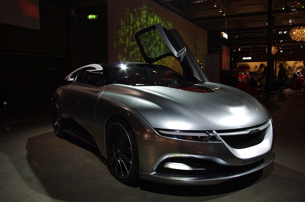 Front Wheel Drive Cars >> Saab PhoeniX - Wikipedia