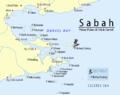 Sabah-Islands-DarvelBay PulauBoheyDulang-Pushpin.png