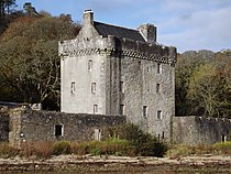 Saddell Castle, 2012.JPG