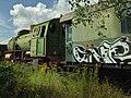Saechsisches Eisenbahnmuseum - gravitat-OFF - Ausgemustert und grün.jpg