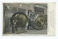 Safe Deposit Vaults, Dime Savings Bank- Griswold Street, Corner of Fort, Detroit, Michigan (NYPL b12647398-79432).tiff