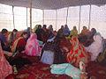 Saharako Emakumeen biltzarra - Congreso de la Union de Mujeres Saharauis - Saharauiak.jpg