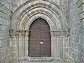 Saint-Domet chapelle Croix Bost portail.jpg