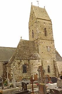Saint-Georges-de-la-Rivière Commune in Normandy, France