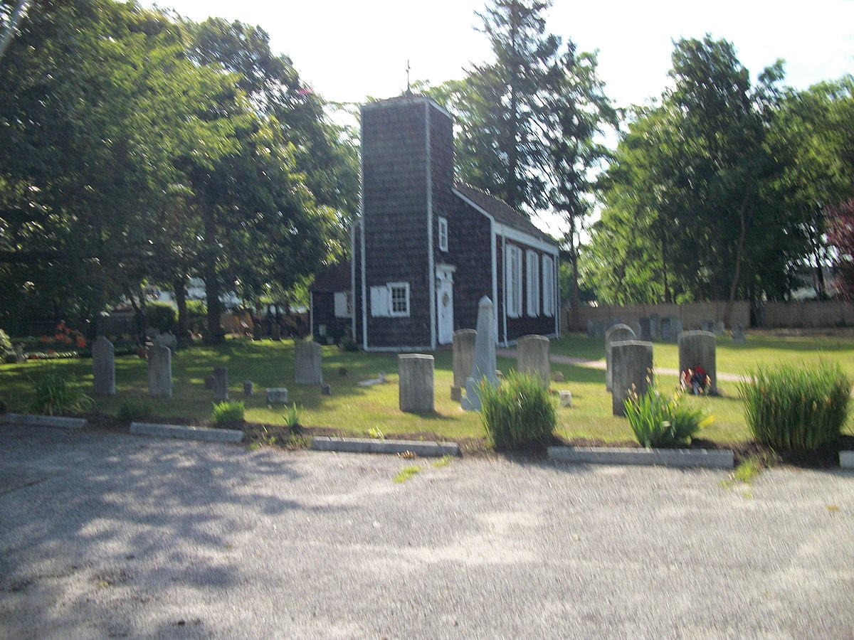 St  Johns Episcopal Church and Cemetery (Oakdale, New York