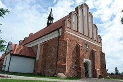 Saint Stanisław church in Niedźwiadna