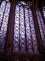 Sainte Chapelle, París, vidrieras, agosto de 2014.jpg
