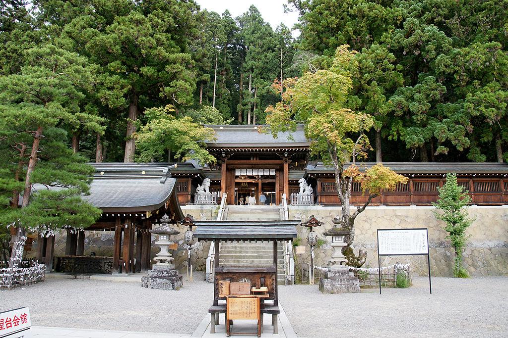 Sakurayama-hachimangu Takayama Gifu pref02n3960