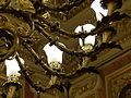Salón de Conferencias Palacio de las Cortes, lámparas, Congreso de los Diputados, Madrid, España, 2015 01.JPG