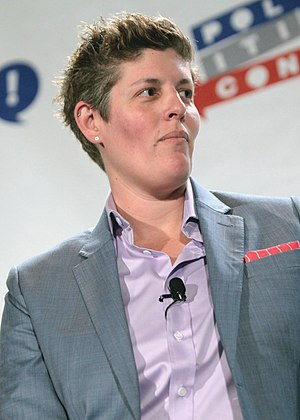Sally Kohn - Kohn at Politicon 2016