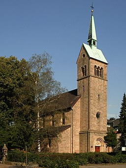 Salzgitter Bad Kirche Marien