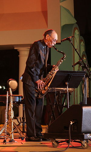 Sam Rivers - Image: Sam Rivers 02232008