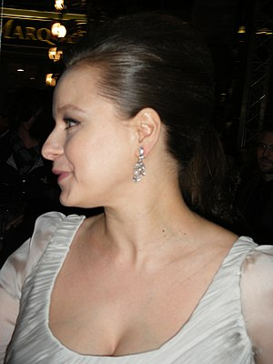 Samantha Morton - Morton at the 62nd British Academy Film Awards on 8 February 2008