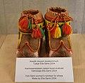 Sami reindeer fur shoes, Siida Museum, Inari, Finland (2) (35849373974).jpg