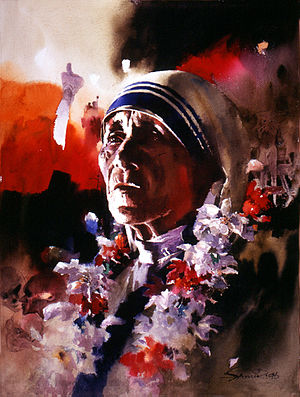 Samir Mondal - Mother Teresa