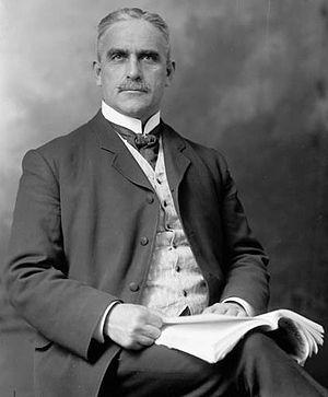 Col. Samuel Hughes, M.P. (Victoria-Haliburton,...