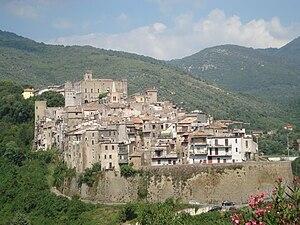 San Gregorio da Sassola - Image: San Gregorio da Sassola