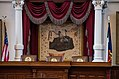 San Jacinto Liberty Battle Flag, currently displayed in the Texas House of Representatives.jpg