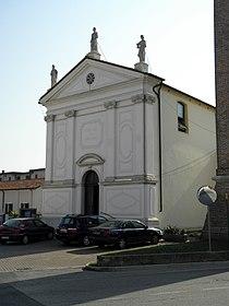 San Pietro, facciata (Campagna Lupia).JPG