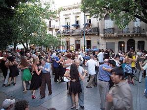 Plaza Dorrego - Image: San Telmo Plaza Dorrego