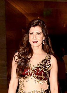 Sangeeta Bijlani Indian actress and former beauty queen