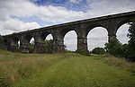 Sankey Viaduct over Sankey Brook (that Part in St Helens District)