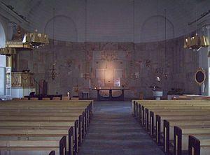 St Lars kyrka i Linkping - Bild Linkping / DigitaltMuseum
