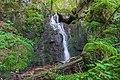 Sankt Peter (Hochschwarzwald) unterer Wasserfall im Gschwandersdobel.jpg