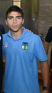Santiago Lizana Chilean footballer (born 1992)