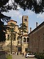 Santa Maria Assunta, vista laterale (Abbazia di Praglia, Teolo).JPG