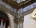 Santa maria delle carceri, interno, fregio di andrea della robbia, 1492-95, 11.jpg