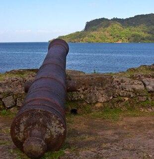 Blockade of Porto Bello