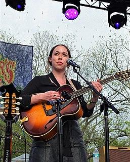 Sarah Jarosz American singer-songwriter